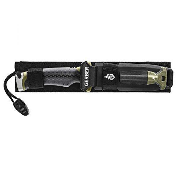 Gerber Gear Fixed Blade Survival Knife 2 Gerber Ultimate Knife, Fixed Blade Survival Knife with Firestarter [31-003941]