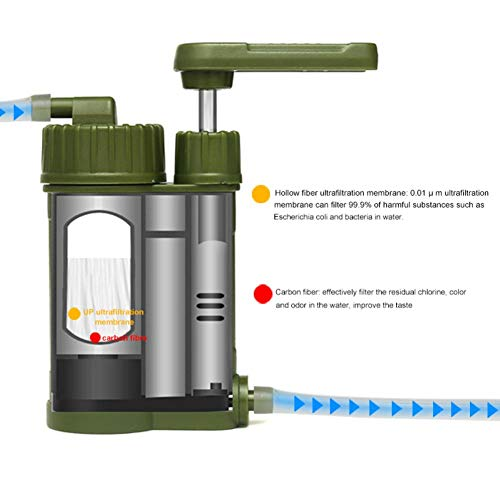 clarifylay  3 clarifylay Portable Outdoor Water Purifier