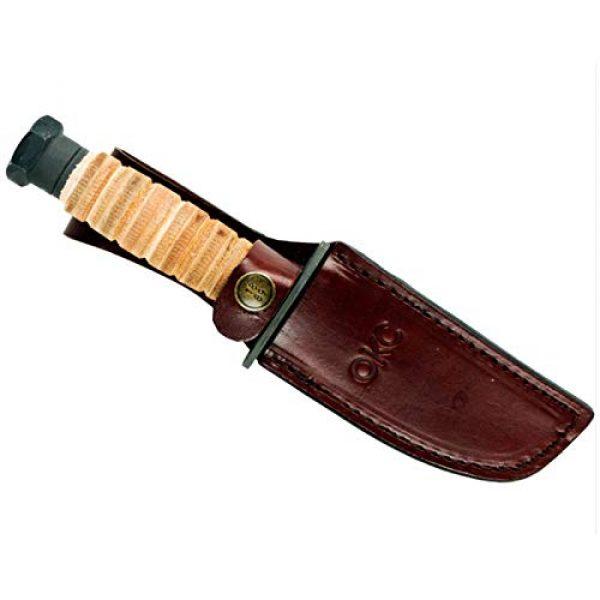 Ontario Knife Company Fixed Blade Survival Knife 2 Ontario 6155 Hunting Knives Fixed Blade