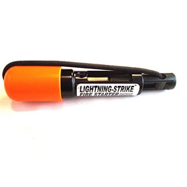Lightning Strike Survival Fire Starter 2 Lightning Strike Mini Fire Starter by Holland