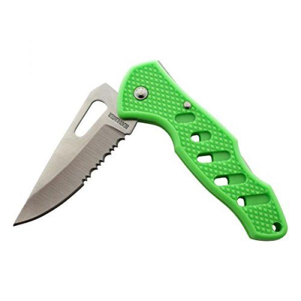 Bearcub Folding Survival Knife 2 Bear Cub ~ Zombie Defense ~ Tactical Folding Knife ~ Frost Cutlery ~ STT-K-006ZG