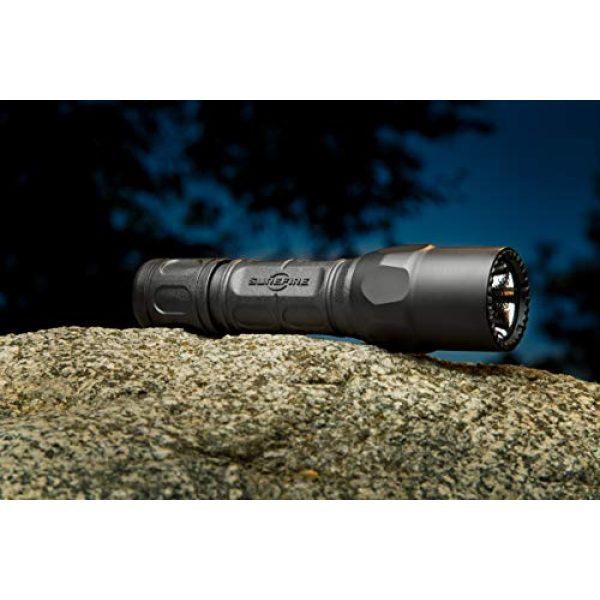 SureFire Survival Flashlight 3 SureFire G2X Series LED Flashlights with Lumen Upgrade and Tough Nitrolon Body