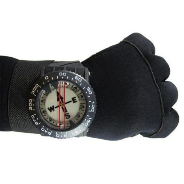 Scuba Choice Survival Compass 3 Scuba Choice Scuba Diving Deluxe Wrist Compass