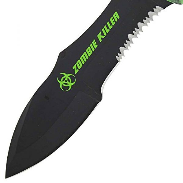 Armory Replicas Fixed Blade Survival Knife 3 Armory Replicas Realm of Sins Zombie Killer Hunting Knife