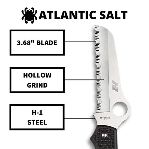 H-1 Steel Blade and Back Lock