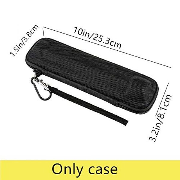 Brappo Survival Water Filter 3 Brappo Carry Travel Case Cover for LifeStraw Personal Water Filte Sewage Purification Storage Zipper Protective Bags (Case Only)