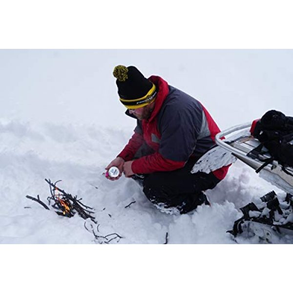 Phone Skope Survival Fire Starter 3 Phone Skope PYRO Putty Winter, Summer, Eco Blend, Emergency Survival Fire Starter