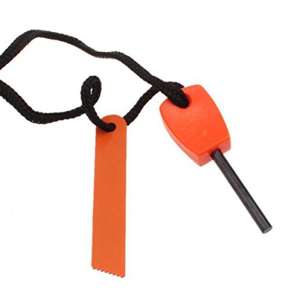 Yoyorule Survival Fire Starter 2 Yoyorule Outdoor Survival Magnesium Flints Scraper Stone Fire Starter Lighter