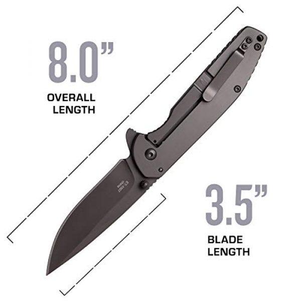 Elite Tactical Folding Survival Knife 4 Elite Tactical Folding Pocket Knife - ET-1007