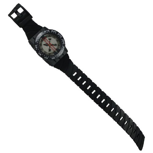 Scuba Choice Survival Compass 2 Scuba Choice Scuba Diving Deluxe Wrist Compass