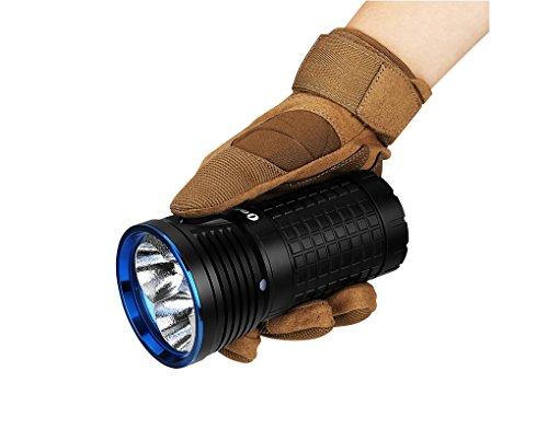 OLIGHT  2 OLIGHT X7 Marauder CREE XHP70 CW LED Flashlight