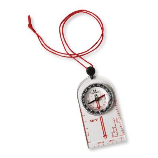 SUUNTO Survival Compass 4 SUUNTO A-10 NH Metric Recreational Field Compass