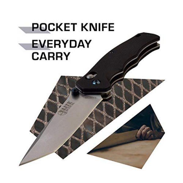 Elite Tactical Folding Survival Knife 2 Elite Tactical Folding Knife - ET-1024SW
