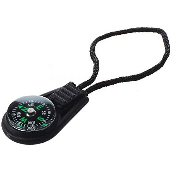 SPY SEE OPEN YOUR EYES Survival Compass 3 SPYSEE Mini Survival Compass Pack of 20 - Outdoor Camping Hiking Pocket Compass Liquid Filled Mini Compass for Paracord Bracelet Necklace Key Chain