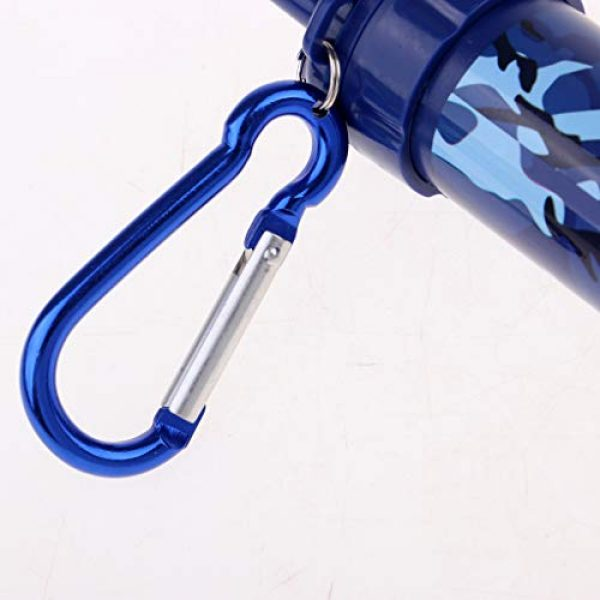 Unknown Survival Water Filter 3 Portable Water Filter Straw Purifier Hiking Camping Survival