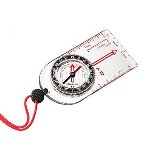 SUUNTO Survival Compass 5 SUUNTO A-10 NH Metric Recreational Field Compass