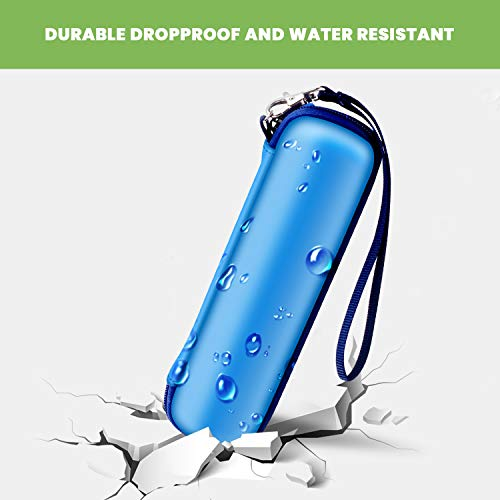 ALKOO  2 ALKOO Camping Water Filter Case for LifeStraw Steel Personal Water Filter Sewage Purification