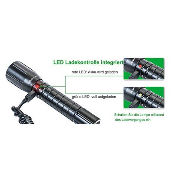NEXTORCH Survival Flashlight 5 NEXTORCH myTorch S 18650 660 lumens USB Rechargeable LED Flashlight Unlimited Modes
