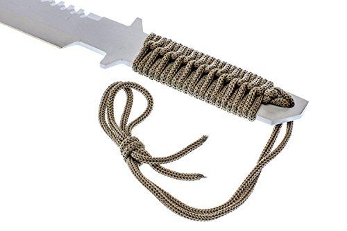 """SE  3 SE 11"""" Full Tang Knife with Firestarter - KHK6280"""