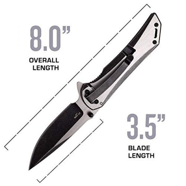 Elite Tactical Folding Survival Knife 4 Elite Tactical Folding Pocket Knife - ET-1008