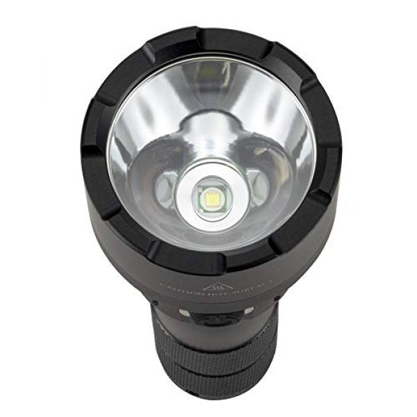 ALONEFIRE Survival Flashlight 2 ALONEFIRE X005 LED Tactical Flashlight High Lumens Rechargeable Waterproof Flashlight with 18650 Lithium Battery for Camping Outdoor Emergency Hiking