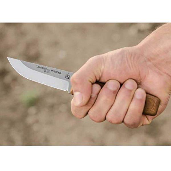 Tops Fixed Blade Survival Knife 3 Tops TPUK-01 Tanimboca Puukko