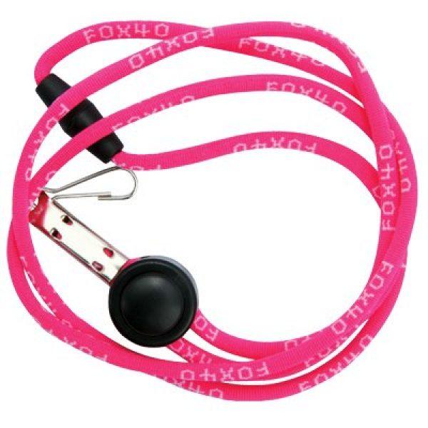 Fox 40 Survival Whistle 2 Fox 40 Mini Safety whistle - Pink