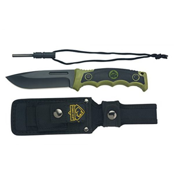 Puma XP Fixed Blade Survival Knife 2 Puma XP Forever Survival Knife with Nylon Sheath and Firestarter