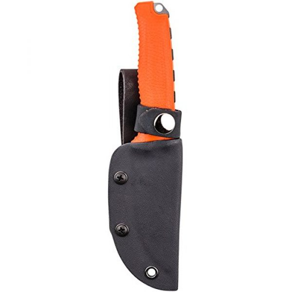 Benchmade Fixed Blade Survival Knife 3 Benchmade Steep Country Hunter, Fb, Mld (15008-ORG),Orange