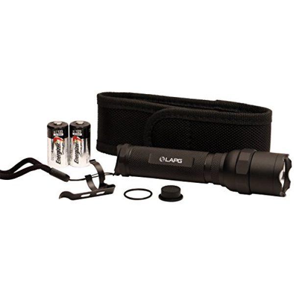 LA Police Gear Survival Flashlight 4 LA Police Gear Recon C1 850 Lumen Tactical Flashlight