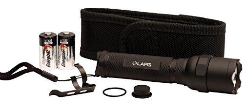 LA Police Gear  4 LA Police Gear Recon C1 850 Lumen Tactical Flashlight