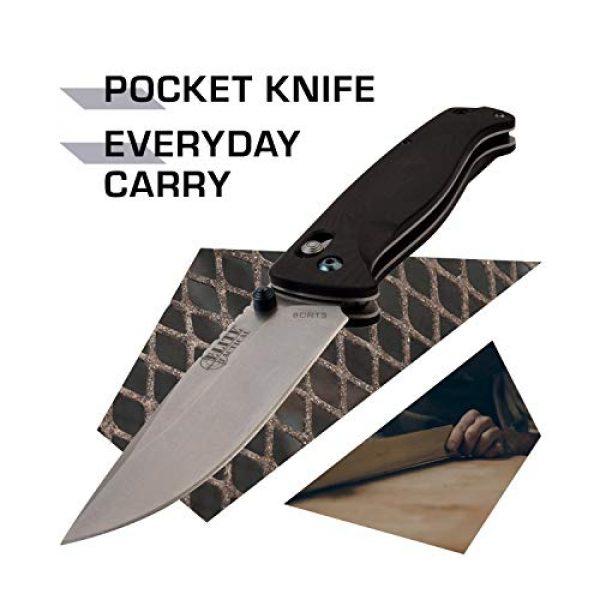 Elite Tactical Folding Survival Knife 2 Elite Tactical Folding Knife - ET-1025ST