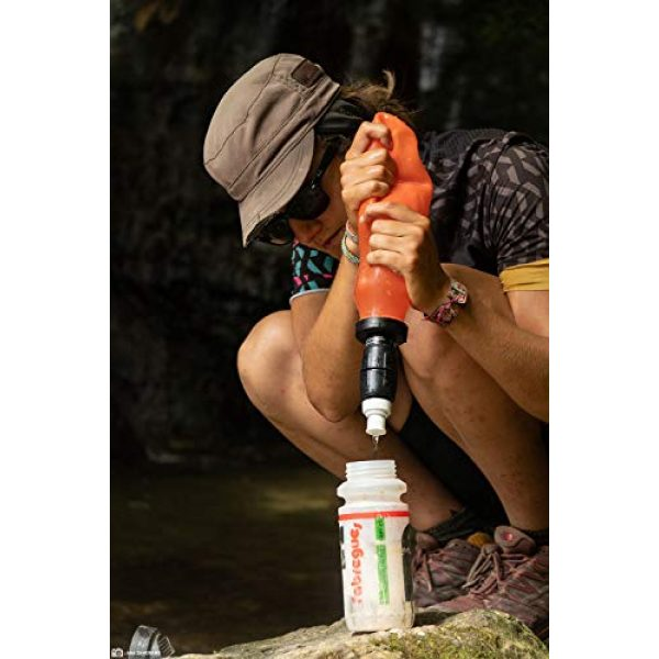 Sawyer Products Survival Water Filter 3 Sawyer Products Select Series Water Filtration and Purification Systems (S1, S3)