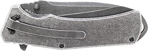 Schrade  2 Schrade SCH506 Liner Lock Folding Knife with Drop Point Blade