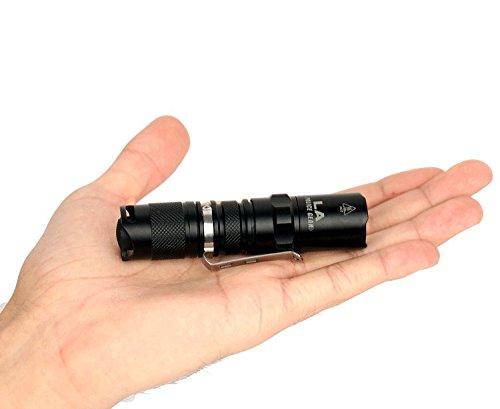 LA Police Gear  3 LA Police Gear Operator EDC 330 Lumens Compact Tactical Flashlight