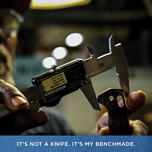 Benchmade  2 Benchmade - Mini Griptilian 556 EDC Manual Open Folding Knife Made in USA