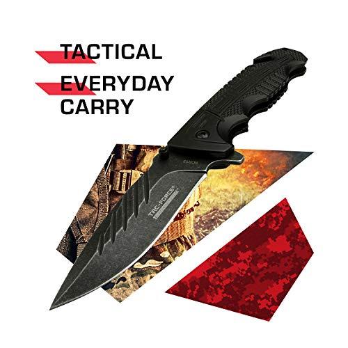 Tac Force Evolution  2 Tac Force Evolution Spring Assisted Knife - TFE-A014-BK