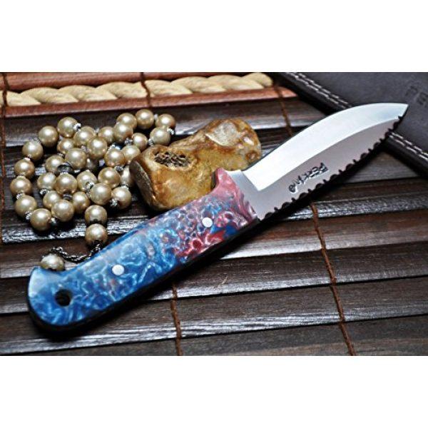 Perkin Fixed Blade Survival Knife 7 Hunting & Bushcraft Knife