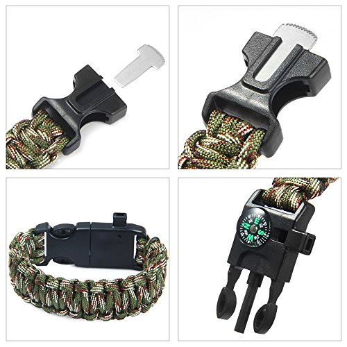 Perfect for Hiking Camping Fishing and Hunting