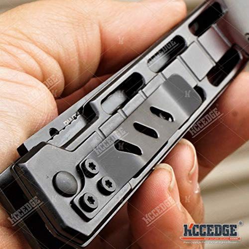 KCCEDGE BEST CUTLERY SOURCE  5 EDC Pocket Knife Camping Knife Survival Knife Hunting Knife Tactical Knife Razor Sharp Edge Folding Knife Camping Accessories Camping Gear Survival Kit Survival Gear Tactical Gear 74878