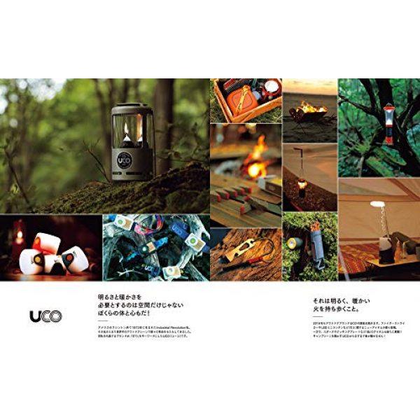 UCO Survival Fire Starter 4 UCO Behemoth Stormproof Sweetfire