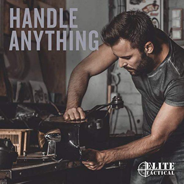 Elite Tactical Folding Survival Knife 6 Elite Tactical Spring Assisted Knife - ET-A1020TS-SO
