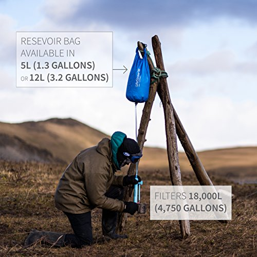 LifeStraw  2 LifeStraw Mission Water Purification System