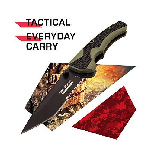 Tac Force Evolution  2 Tac Force Evolution Spring Assisted Knife - TFE-A019T-BGN