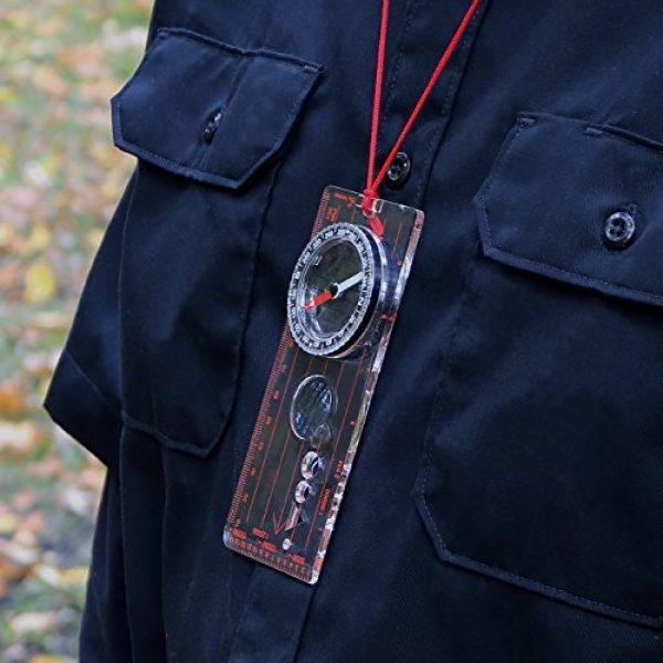 Coghlan's Survival Compass 3 Coghlan's Map Compass
