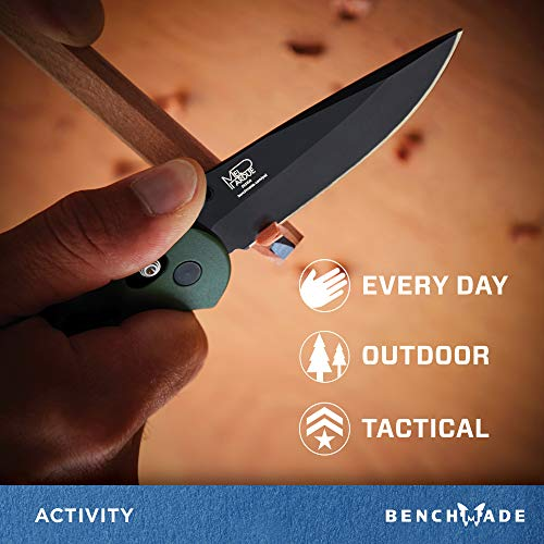 Benchmade  3 Benchmade - Mini Griptilian 556 EDC Manual Open Folding Knife Made in USA