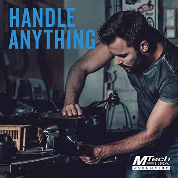 MTECH USA EVOLUTION Folding Survival Knife 6 MTech Evolution Spring Assisted Knife - MTE-A011-BK