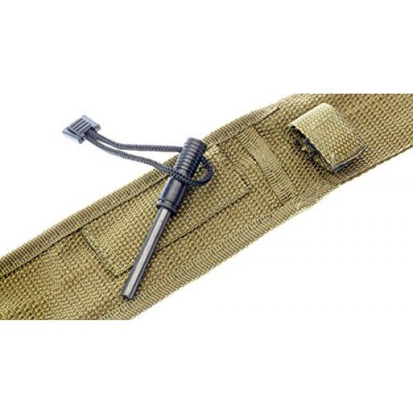 """SE Fixed Blade Survival Knife 4 SE 11"""" Full Tang Knife with Firestarter - KHK6280"""