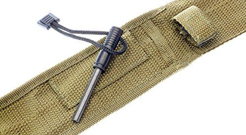 """SE  4 SE 11"""" Full Tang Knife with Firestarter - KHK6280"""