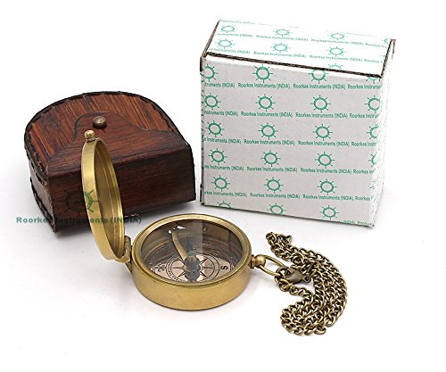 Roorkee Instruments India Survival Compass 2 Roorkee Instruments India Engraved Compass, Confirmation Gift Ideas, Baptism Gifts